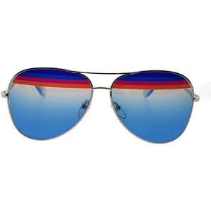 Salvatore Ferragamo Accessories - SALVATORE FERRAGAMO SF172S-046-60  Sunglasses